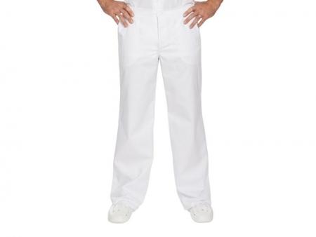 Pantaloni albi bărbați