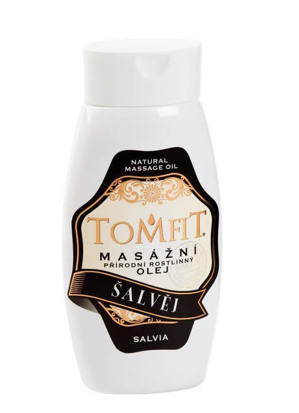 Ulei de masaj vegetal Salvie 250 ml