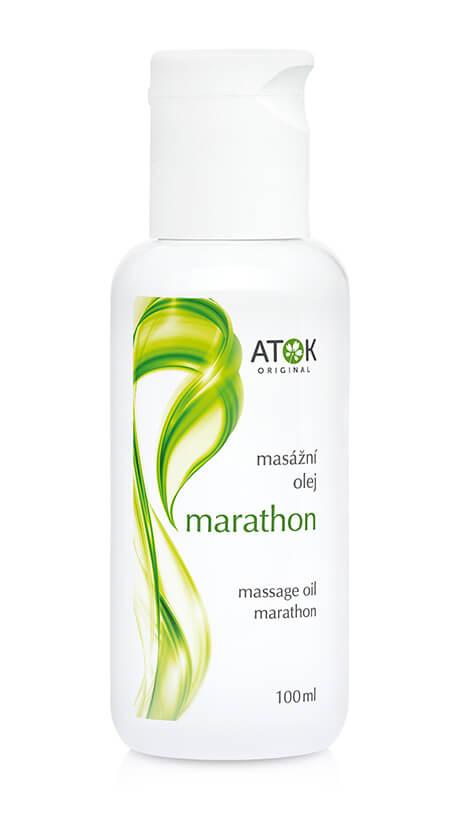 Ulei de masaj marathon