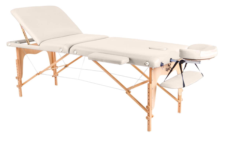 Masă de masaj Lipt® D-05V Crem