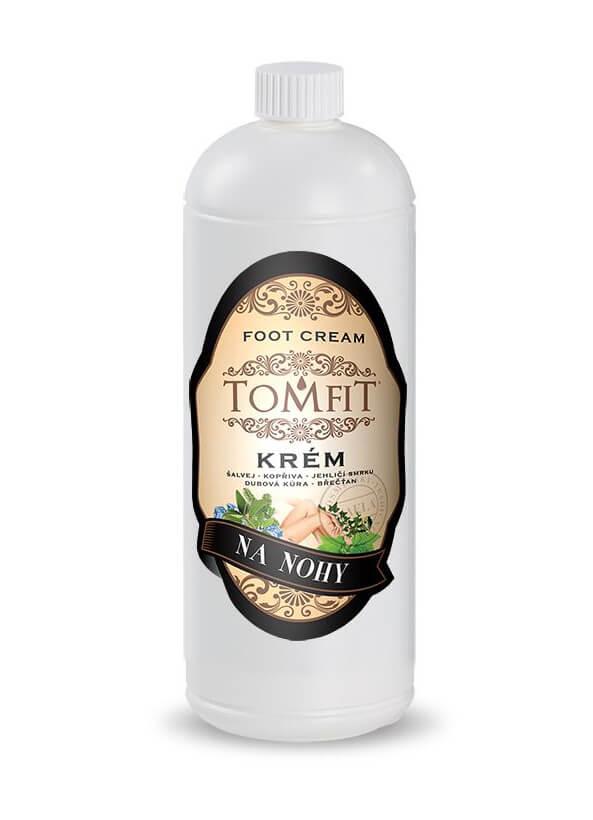 TOMFIT - cremă pentru picioare 1l
