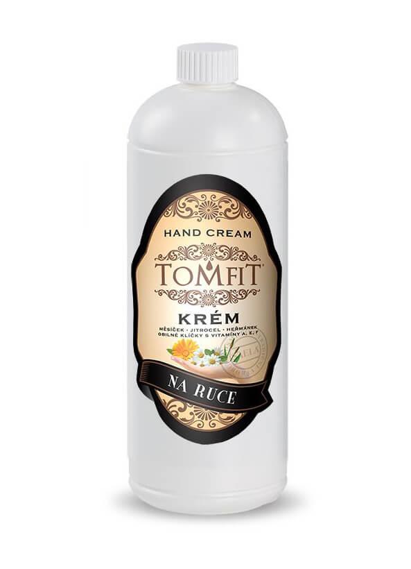 TOMFIT - cremă de mâini 1l