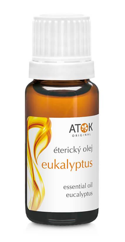 Ulei esențial de eucalypt