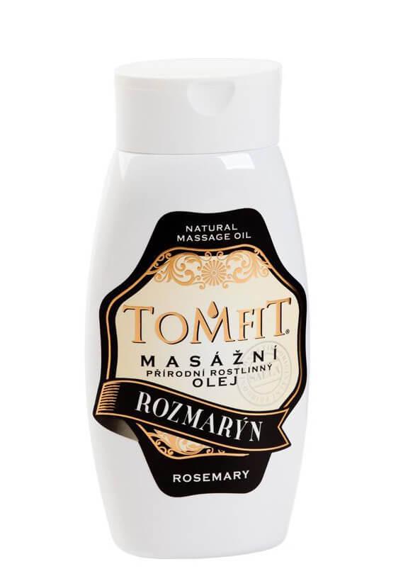 Ulei de masaj vegetal Rozmarin 250 ml