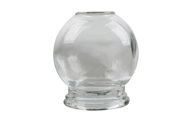 Ventuză de masaj din sticlă 2