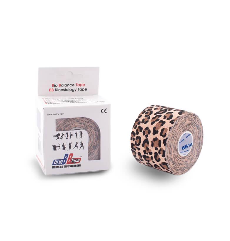 BB tape LEOPARD 5cm x 5m