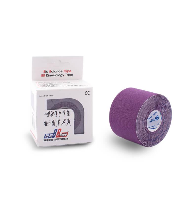 BB tape 5cm x 5m lila