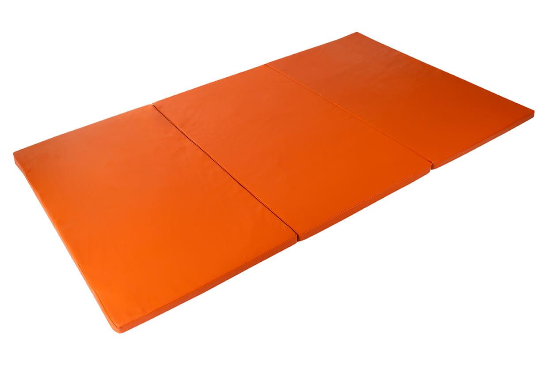 Saltea pentru masaj 200 x 120 cm Portocaliu