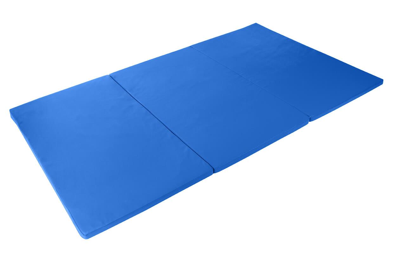 Saltea pentru masaj 200 x 120 cm Albastru