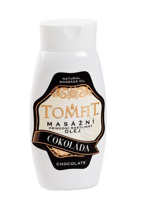 Ulei de masaj vegetal Ciocolată 250 ml