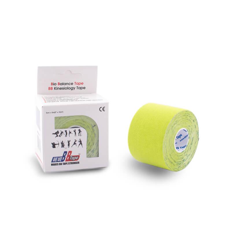 BB tape 5cm x 5m verde lime