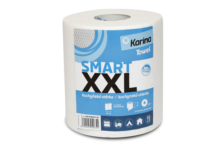 Șervețele de hârtie SMART XXL 2 straturi 100m