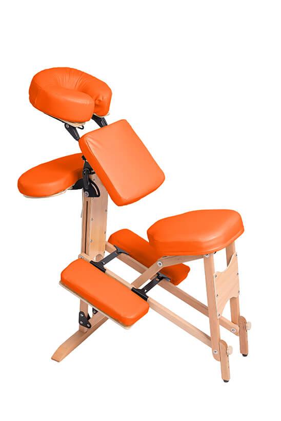 Scaun masaj Lipt® SD-02 Portocaliu