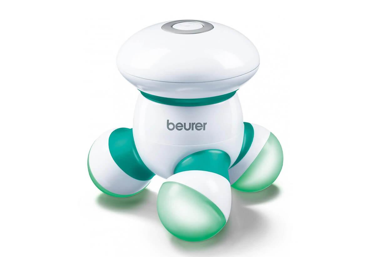 Dispozitivul pentru masaj BEURER MG 16 verde