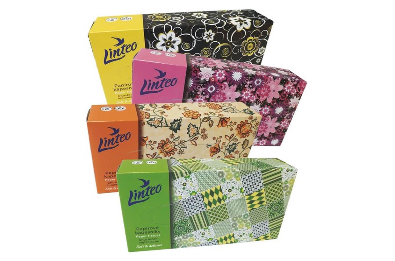 Batiste - cosmetice 2 straturi / 100 buc