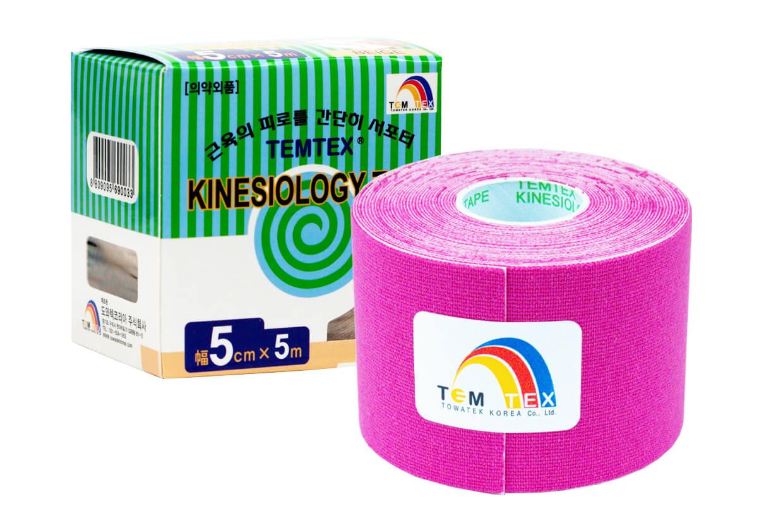TEMTEX tape Classic 5 cm x 5 m Roz