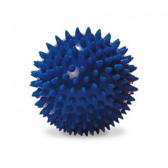 Mingiuță - arici, albastru, 10 cm