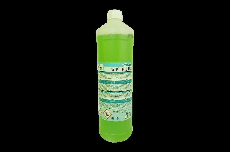 5P Plus concentrat - dezinfectant pentru suprafețe 1l