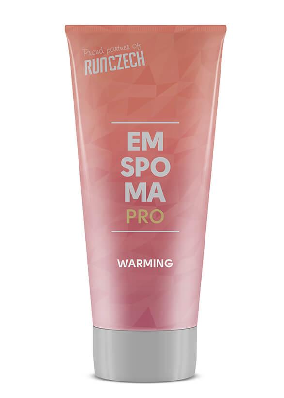 EMSPOMA Pro cremă de masaj încălzitoare 100ml