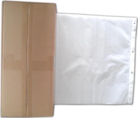 Folie pentru fangoparafină - 55x85 cm, bloc 1000 buc