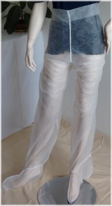 Pantaloni drenaj limfatic