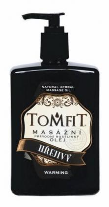 Masážny olej Hrejivý 500 ml