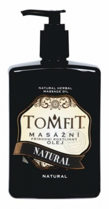 Masážny olej Natural 500 ml