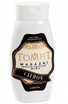 Ulei de masaj vegetal Lămâie 250 ml