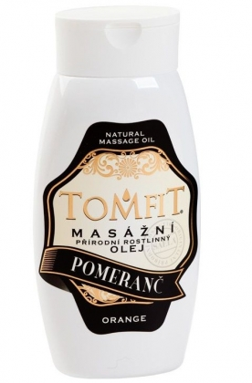 Ulei de masaj vegetal Portocală 250 ml