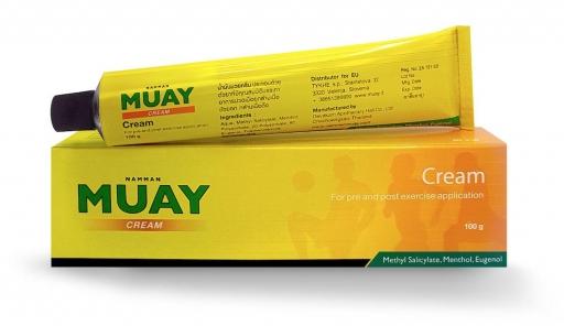 Crema thailandeză Namman Muay 100 g
