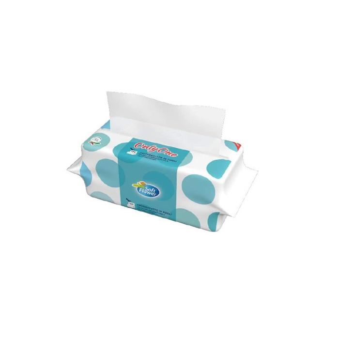 Prosoape de hârtie Z-Z / 120buc - 2 straturi albe în pachet