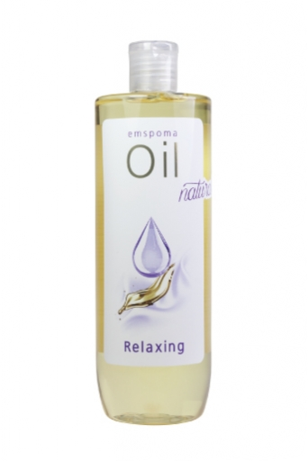 EMSPOMA Relaxačný telový olej