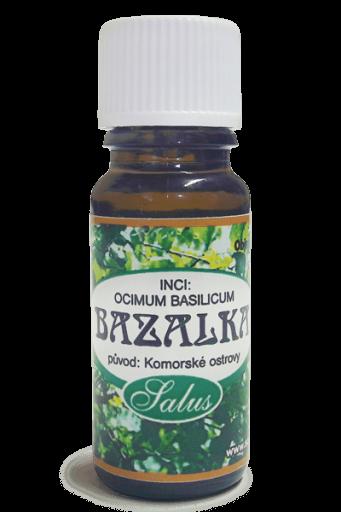 Éterický olej Bazalka 10ml