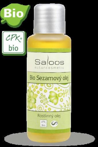 Sezamový olej LZS 250ml