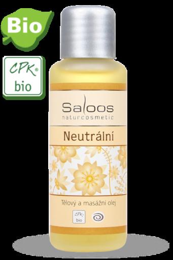 Telový a pleťový masážny olej Neutrálny 250ml