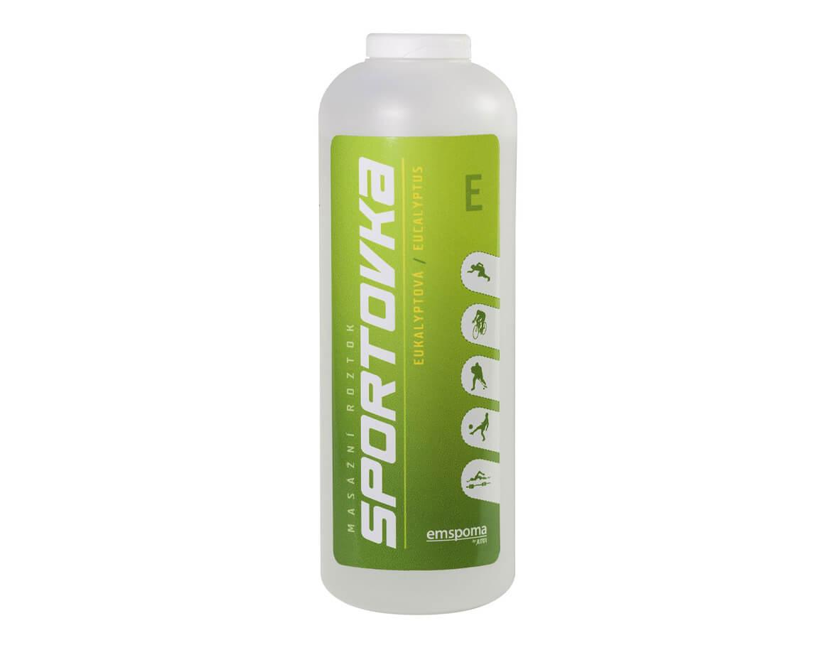 SPORTOVKA Eucalipt 550 ml