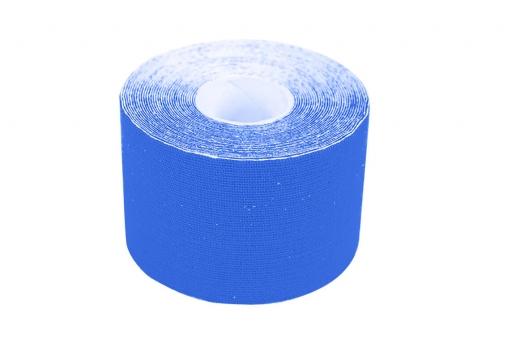 Bandă kinesiologică - albastru