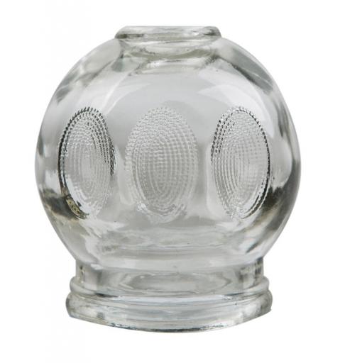 Ventuză de masaj din sticlă 4