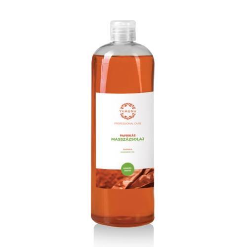 Paprika parafínový masážny olej 1000ml