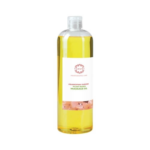 Ulei vegetal pentru masaj frangipani-iasomie 1000ml