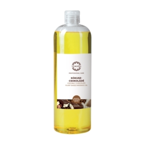 Ulei vegetal masaj ciocolată - nucă de cocos 1000ml