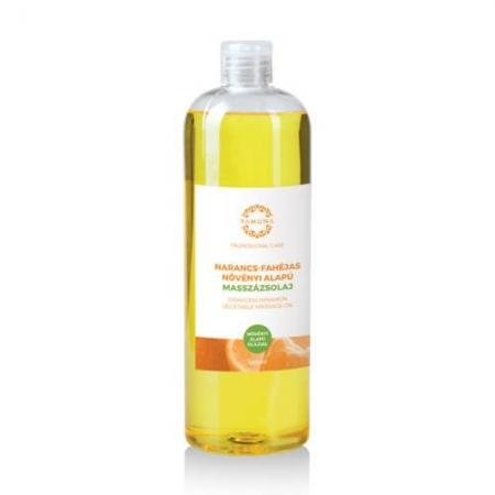 Ulei vegetal masaj portocală-scortisoară 1000ml