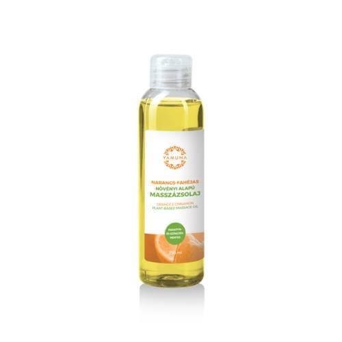 Ulei vegetal masaj portocală-scortisoară 250ml