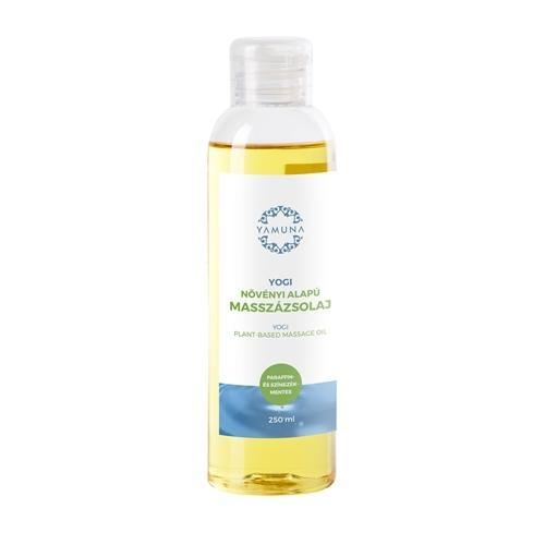 Yogi rastlinný masážny olej 250ml